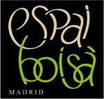 KC. Logo Espai Boisa Madrid.