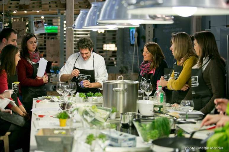 Siente Catering en Kitchen Community