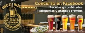 Participa en nuestro concurso en facebook del BeerFestMadrid