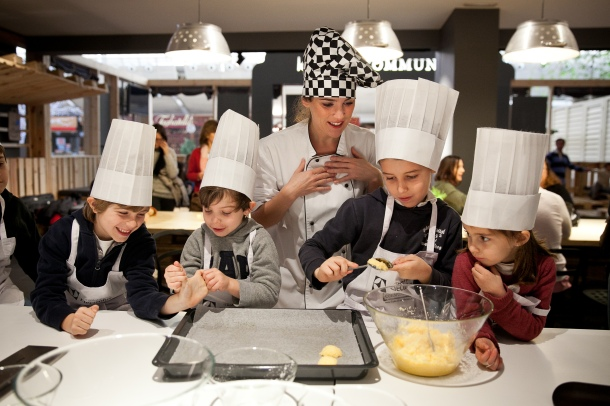 Cocina en inglés en Kitchen Community