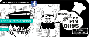 Concurso de Pinchos: Pon tus ideas a cocinar yparticipa