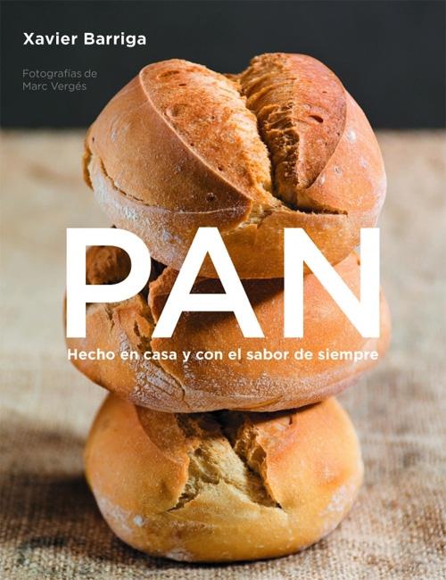 Pan, de Xavier Barriga