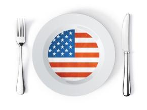 Estados Unidos en lamesa