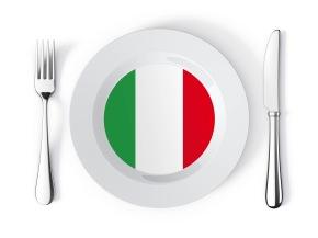Italia en lamesa
