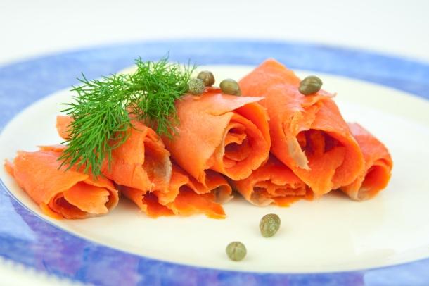 Ingrediente del mes: el salmón | Kitchen Community
